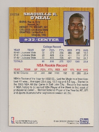 shaquille-oneal-1994-starting-lineup-card-back