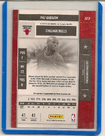 taj-gibson-2009-10-playoff-contenders-rookie-ticket-autograph-card-back