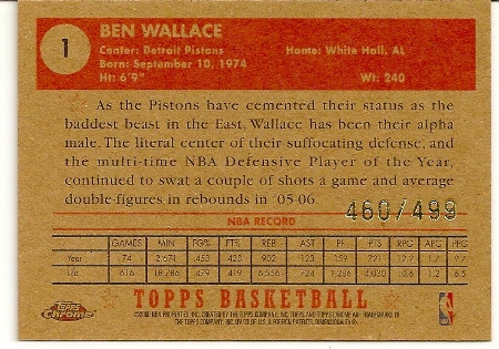 ben-wallace-2005-06-1952-topps-style-chrome-basketball-card-back