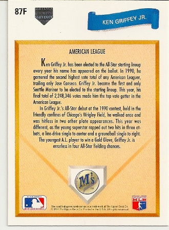 ken-griffey-jr-1991-upper-deck-final-edtion-all-star-card-back